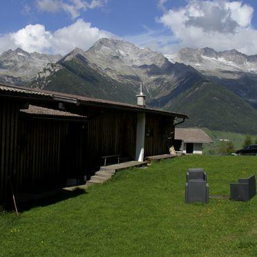 Schauinstal Hütte 2, summer