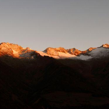Sonnenaufgang, Schauinstal Appartement in Luttach, Südtirol, Trentino-Südtirol, Italien