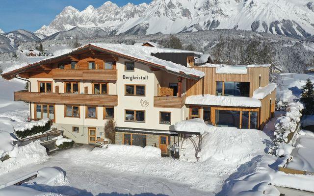 Biohotel Bergkristall Winter