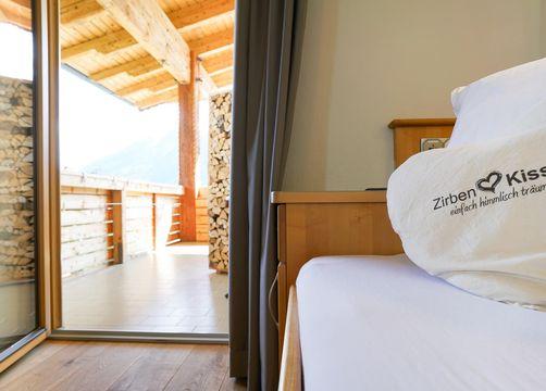 Stanza singola (1/4) - Bio- & Yogahotel Bergkristall