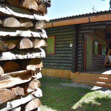 Berghütte Ahrntal, Sommer