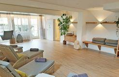 Biohotel Schratt: Ruhe- & Yogabereich - Berghüs Schratt, Oberstaufen-Steibis, Allgäu, Bayern, Deutschland