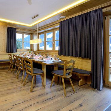 Essbereich, Bachgut Luxus Suite A, Saalbach-Hinterglemm, Salzburg, Salzburg, Österreich