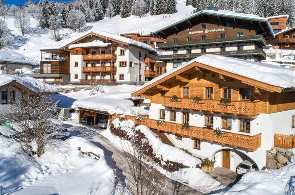 Winter, Bachgut Luxus Suite A, Saalbach-Hinterglemm, Salzburg, Salzburg, Austria