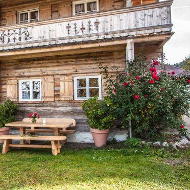 Bauernhaus Brixen, Summer