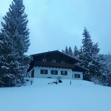 Winter, Almhaus Grubhof in St. Martin, Salzburg, Salzburg, Österreich