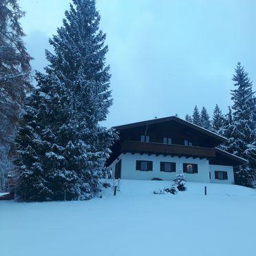 Almhaus Grubhof, Winter