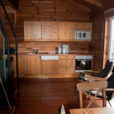 Chalet Hebalm, Kitchen