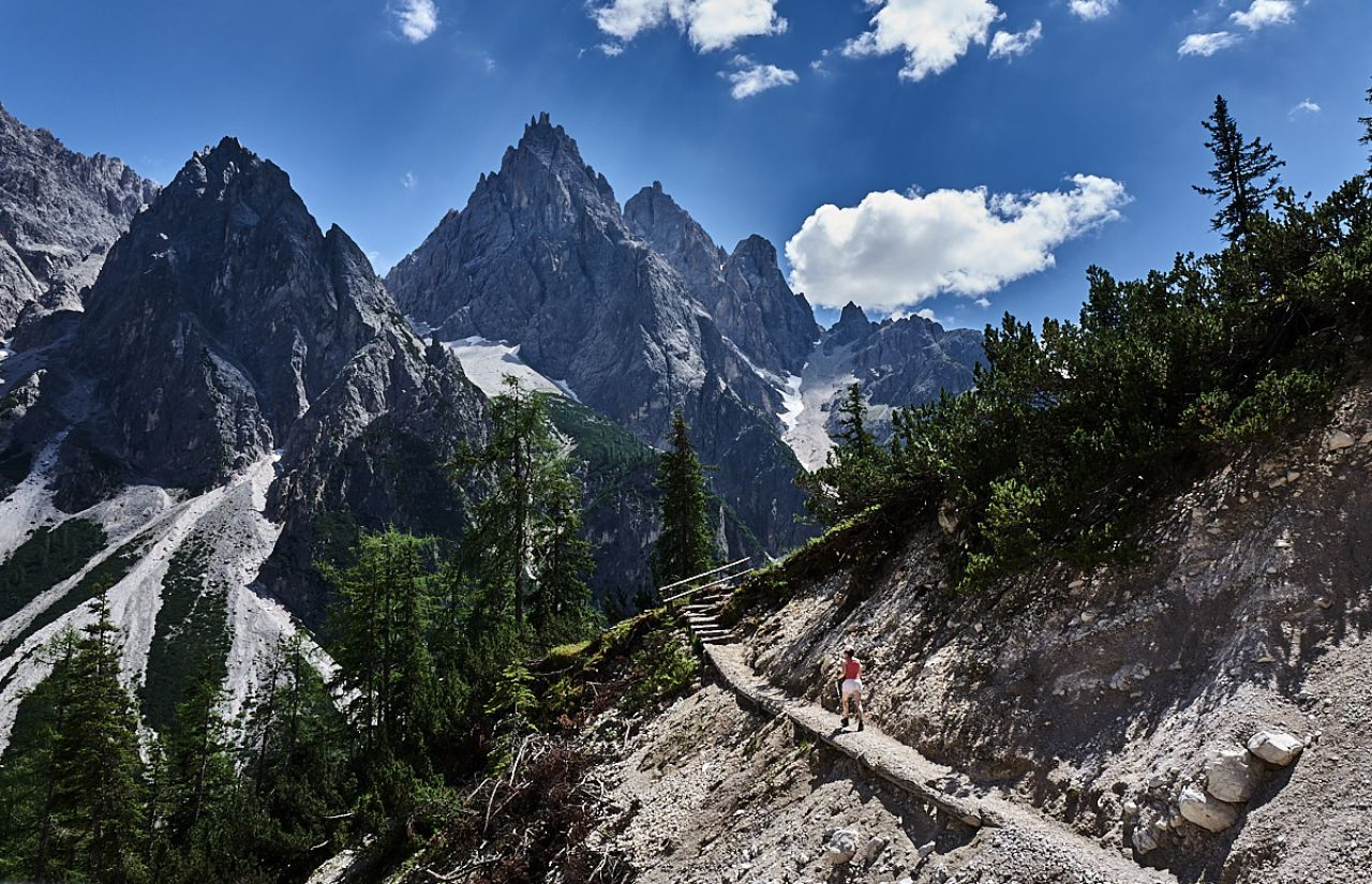 Biohotel Pazeider: Wandern in Südtirol
