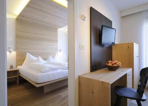 Suite Meran View 2 (1/3) - Bio- und Wellnesshotel Pazeider