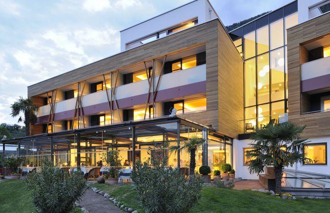 4 Sterne Bio- und Wellnesshotel Pazeider - Marling bei Meran, Trentino-Südtirol, Italien