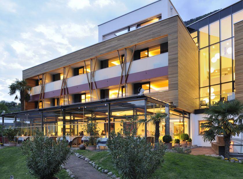 Bio- und Wellnesshotel Pazeider, Marling bei Meran, Alto Adige, Italy (1/23)