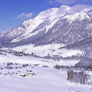 Winter, Chalet Mühlegg in Steinberg am Rofan, Tirol, Tirol, Österreich