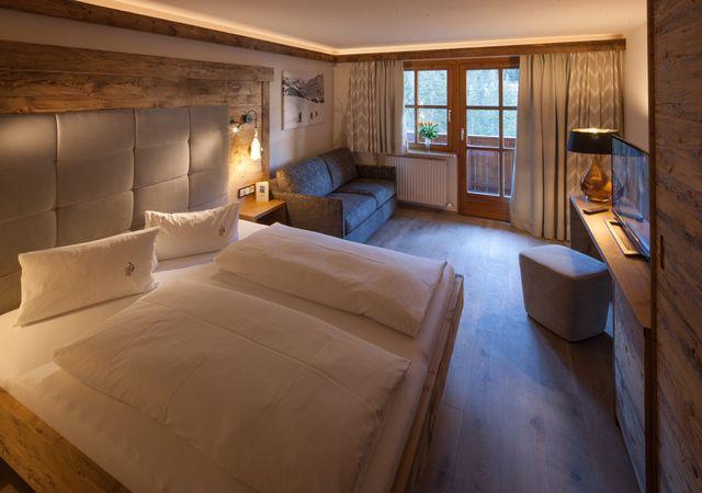 Suite Alpiner Lifestyle