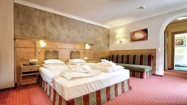Stammhaus Familienzimmer | 25 qm - 1 Raum
