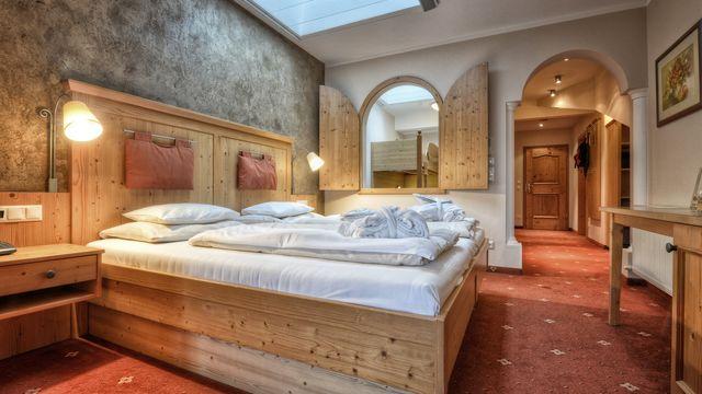 Stammhaus Familiensuite | 45 qm - 2 Raum