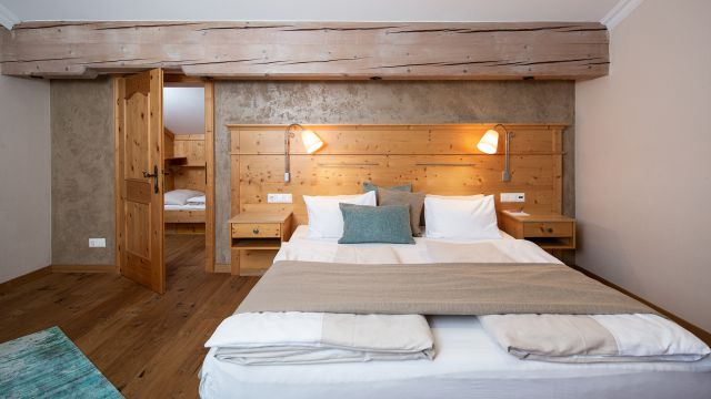 Stammhaus Familienappartement | 35 m² - 2 Raum