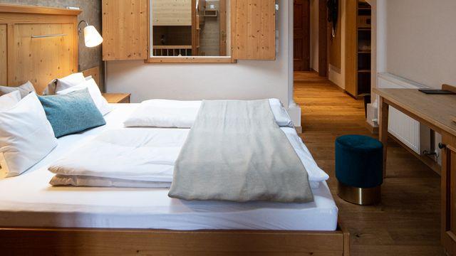 Stammhaus Familiensuite | 45 m² - 2 Raum