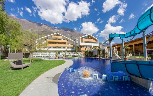 Family Wellness Residence Hotel Tyrol