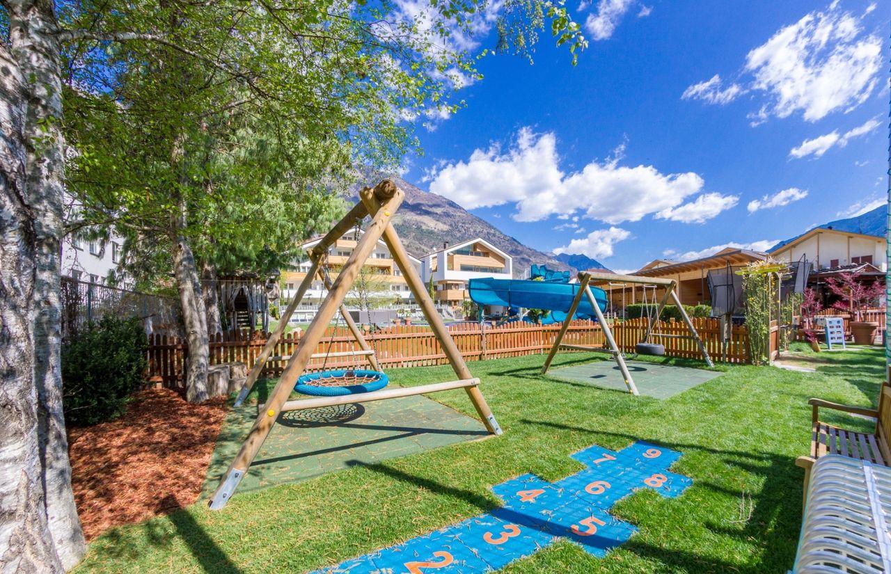 Outdoor Spaß im Familienhotel Tyrol