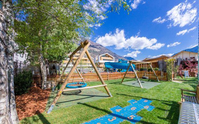 Outdoor Spaß im 4-Sterne Familienhotel Tyrol in Naturns