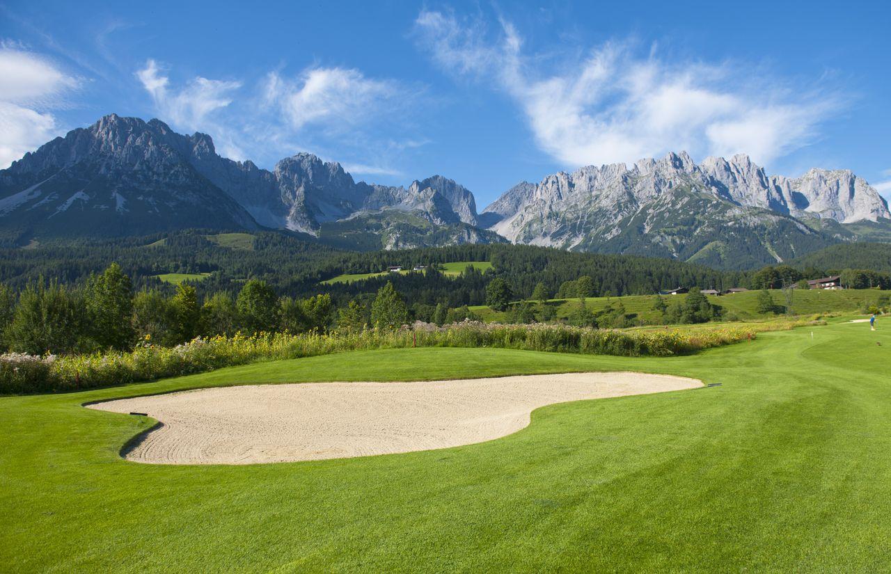 Golfplatz-Wilder-Kaiser-27-Loch-Platz-Albin-Niederstrasser©albinniederstrasser