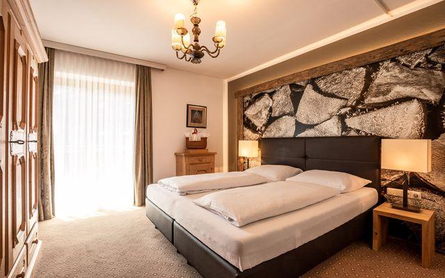 Familienzimmer 1. Stock - Beispiel 2. Schlafzimmer