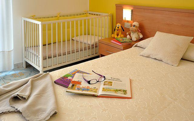 Comfort Familienzimmer im Familienhotel Raffy