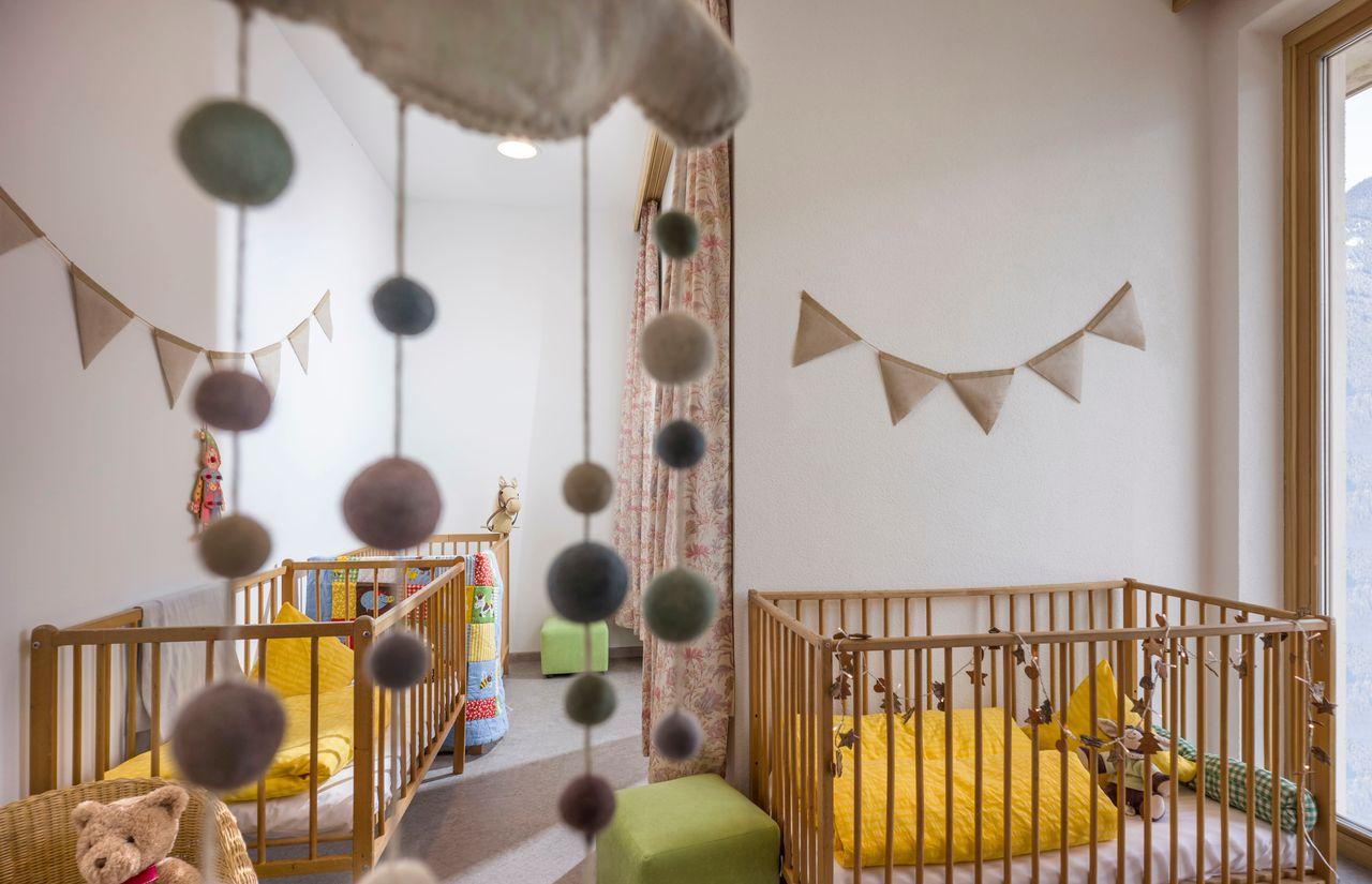 Kinderbereich Babys
