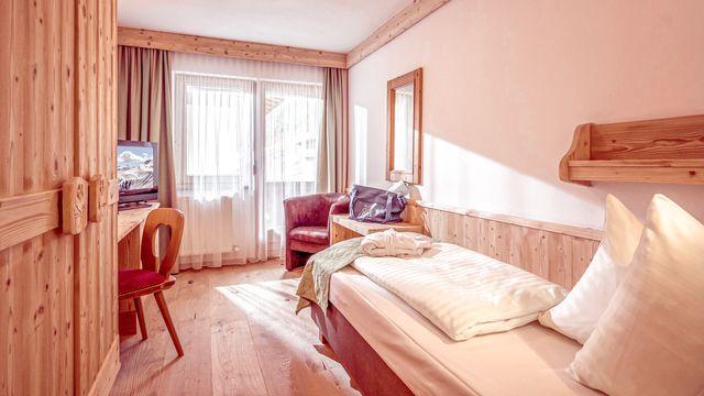 Einzelzimmer Gerlosstein