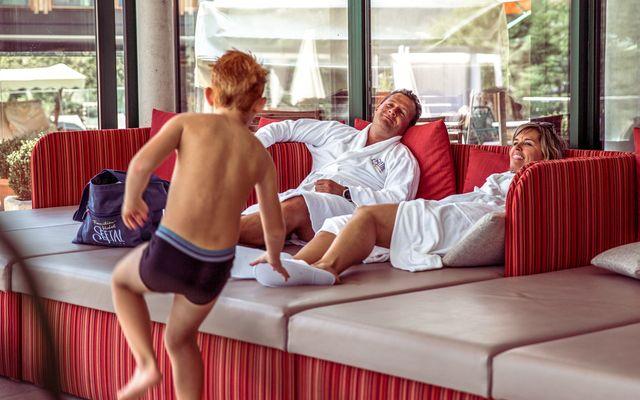 Hotel Seetal spannender Kinderbereich