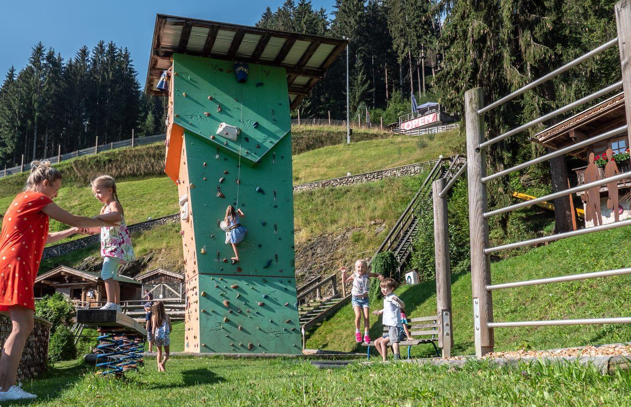 20 000 m² Abenteuerpark