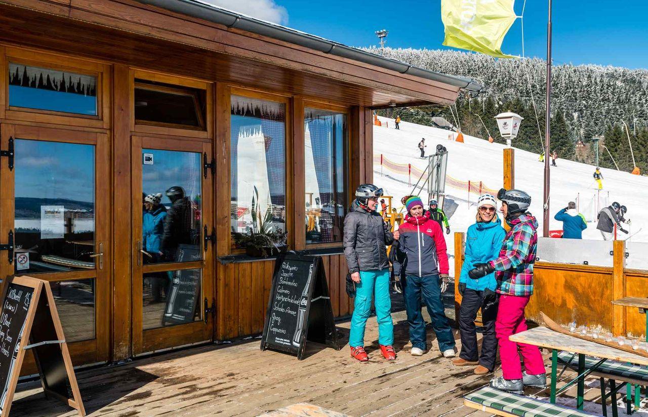 Skiurlaub mit der Familie - AHORN Hotel Am Fichtelberg