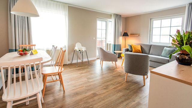 Seeufer Apartment Typ 6
