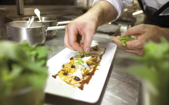Kulinarik Berghotel Zirm