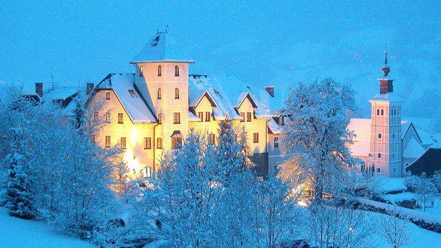 Familienhotel Schloss Thannegg-Moosheim