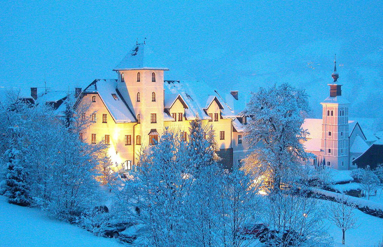Familienhotel Schloss Thannegg-Moosheim Bildergalerie