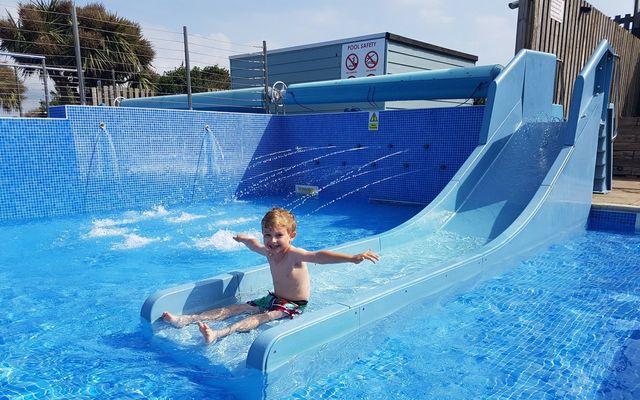 Familienurlaub im Sands Resort in Cornwall