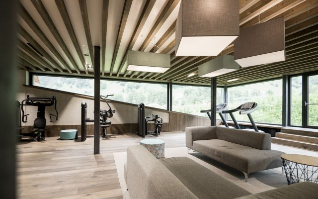 Feuerstein Nature Family Resort - Fitness Lounge
