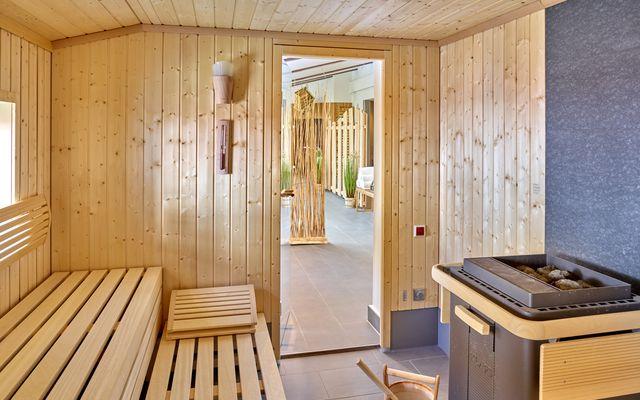 Sauna im DAS LUDWIG1