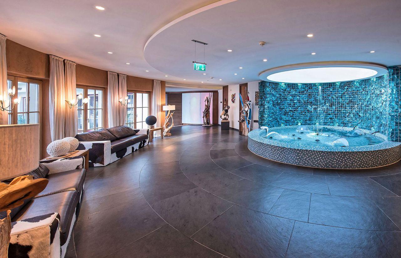 Leading Family Hotel Alpenrose Lermoos