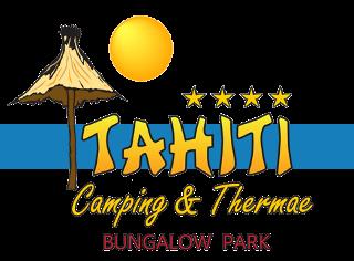 "Tahiti ""Best Camping"" & Thermae - Logo"