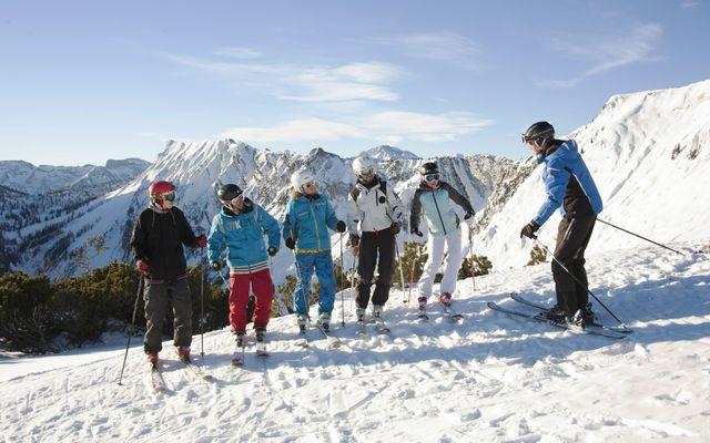 Skifahren am Sporthotel Achensee