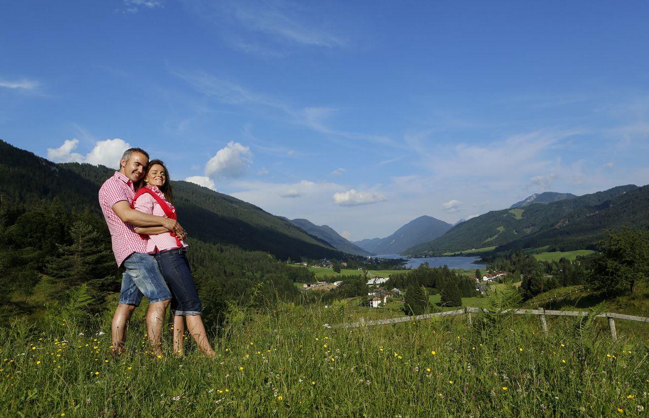 Familienurlaub am Weissensee