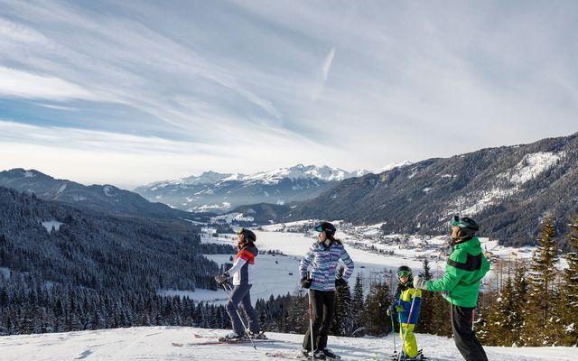 Weissensee Skifahren