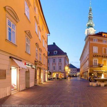 , Moderne Innenstadtwohnung Klagenfurt, Klagenfurt, Kärnten, Carinthia , Austria