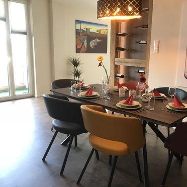 dining-table, Moderne Innenstadtwohnung Klagenfurt, Klagenfurt, Kärnten, Carinthia , Austria