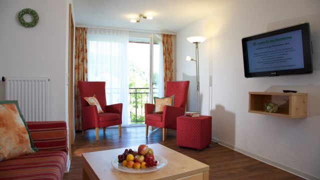 Familienappartement Linde | 45 qm - 3 Raum