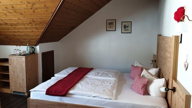 Familienappartement Buche    41 qm - 2 Raum