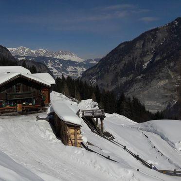 Winter, Amoseralm in Dorfgastein, Salzburg, Salzburg, Österreich